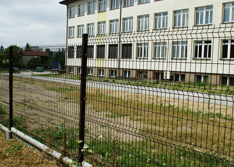 Welded Wire Mesh Fence(3D)