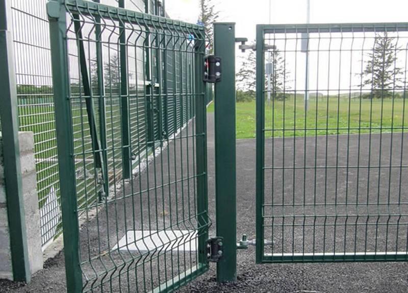 Single Swing Gate