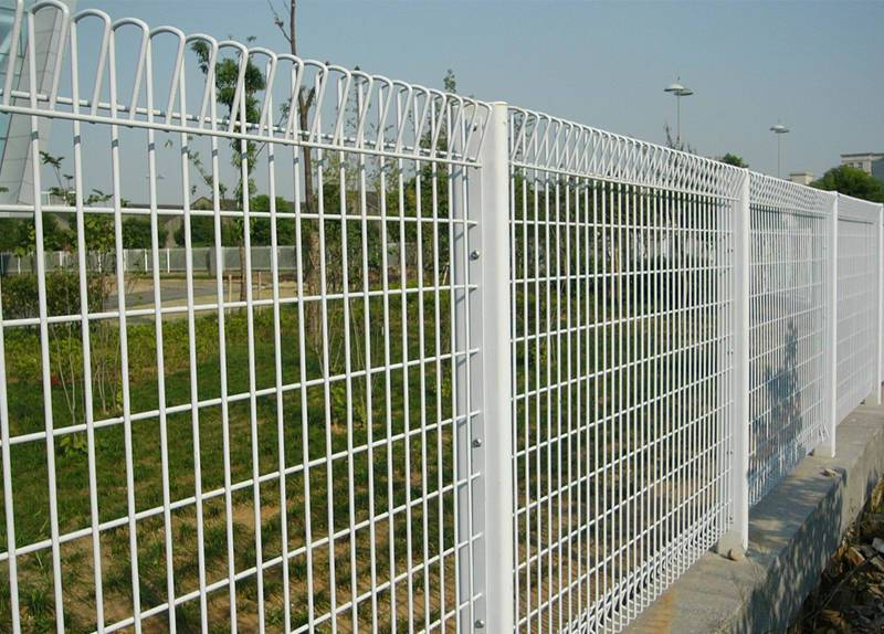 BRC Fence & Roll Top Fence